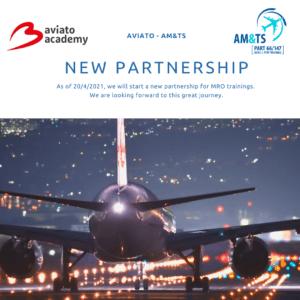 Aviato Academy and AM&TS partnership
