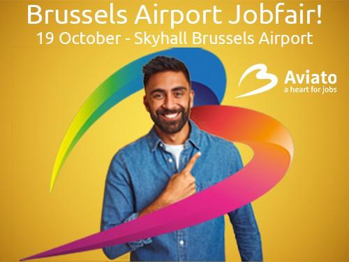 Brussels Airport Jobfair